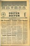 Obiter Dictum, Vol. 1, No. 2 (Winter, 1972) by Obiter Dictum