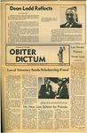 Obiter Dictum, Vol. 2, No. 2 (Winter, 1973) by Obiter Dictum