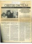 Obiter Dictum (Spring, 1976) by Obiter Dictum